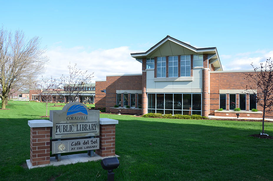 Forest-Edge-Estates-HomeOwners-Association-IA_Coralville-Library
